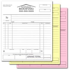 Roofing Contract Template - Free Form with Sample - sample roofing ...