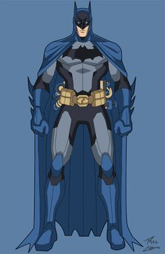Batman by phil-cho on deviantART