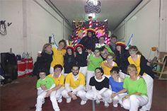 Academia de Danza Ainhoa Carnaval 2013