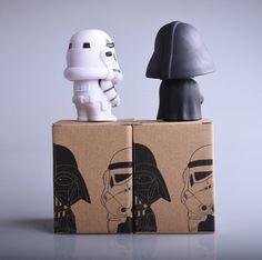 Star Wars Darth Vader & Stormtrooper Nendoroid – Otakupicks