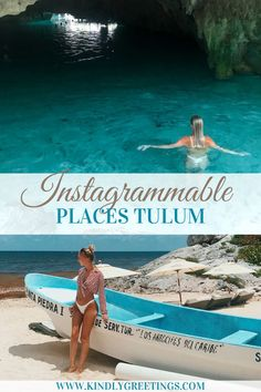 Want the best Instagrammable picture? Here are 5 beautiful places to take photos in Tulum, Mexico: beautiful city with photography locations #aesthetic #photogenic #photography #locations #pictures #instagram #spots #tulum #mexico Cancun Vacation, Mexico Vacation, Mexico Travel, Mexico Trips, Mexico Destinations, Amazing Destinations, Tulum Ruins, Countries In Central America