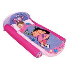 Dora toddler floor bed