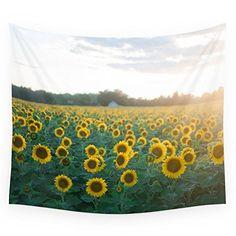 "Society6 Sunflower Day Wall Tapestry Large: 88"" x 104"" So... http://www.amazon.com/dp/B017ODOCW2/ref=cm_sw_r_pi_dp_IS1oxb1B7G2HX"