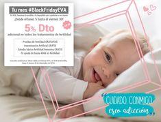 Tu mes #BlackFridayEVA Medicine, Female Fertility, Health Tips, Innovative Products, November