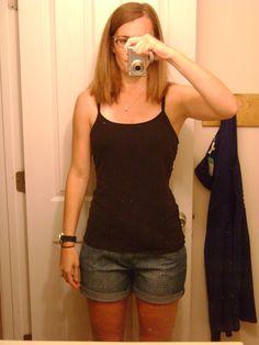 Stitch Fix #4:Paley Lace Printed Shorts. Super Cute! KEPT