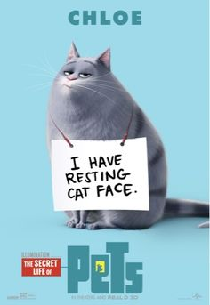 """PCheng Photography: Movies: The Secret Life of Pets"""" Spill Their Secrets in New Posters"""