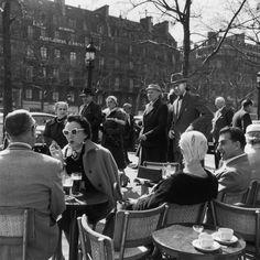 Een café