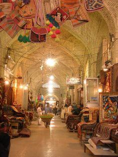 Vakil Bazaar. Shiraz. Iran.
