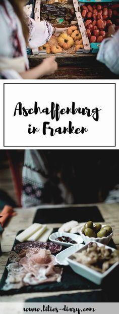 Aschaffenburg Reisetipps – ein bisschen Bella Italia in Franken: rühstückspavillon im Schlossgarten Aschaffenburg, Saint-Germain-Terrasse, Löwenapotheke...