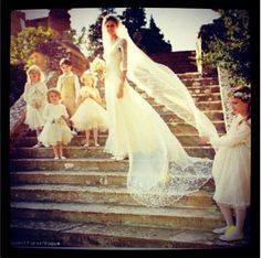 Jacquetta Wheeler and little ones ... looking amazing in there Temperley dresses .. http://instagram.com/p/R0hIMPBpZc/