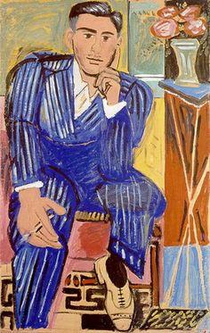 The Thinker - Yiannis Tsaroychis (Greek painter) Greek Paintings, Oil Paintings, Cultura General, Art Of Man, Greek Art, Art Database, Portraits, Sculpture, Figurative Art