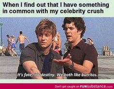 Celebrity crush,lol love that show