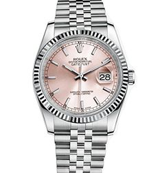 Rolex Datejust 36 Stainless Steel Watch Pink Dial 116234 https://www.carrywatches.com/product/rolex-datejust-36-stainless-steel-watch-pink-dial-116234/ Rolex Datejust 36 Stainless Steel Watch Pink Dial 116234 #rolexladieswatches Check also our amazing Rolex men's collection https://www.carrywatches.com/shop/wrist-watches-men/rolex-watches-for-men/