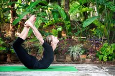 Yoga Pose of the Day – Bow Pose (Dhanurasana)