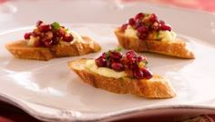 Looking for a New Years Eve snack that will be healthy, tasty, and seasonal? Well, I was too, and when I found this recipe from POM Wonderful celebrity chef Suzanne Goin for Pomegranate Relish, I knew it was the one....