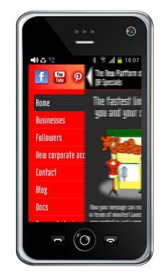 We made our website mobile. www.qr-specials.com