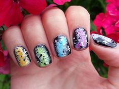 Nice Nails: Stars of the Galaxy