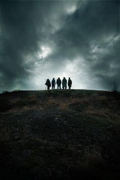 finnish band Moonsorrow <3
