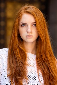 Redhead Beauty   Brian Dowling   Portrait & Event Photographer in Berlin, Germany