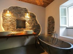 Baths designed by HGTV stars.