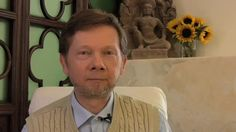 Eckhart describes that when thinking subsides, the space of no thought opens creating expansion into the vastness of the formless — the vibrantly alive stillness — where sanity is found.