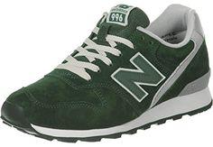 new balance WR996 B gruen - http://uhr.haus/new-balance/37-5-eu-new-balance-996-damen-sneakers-grau