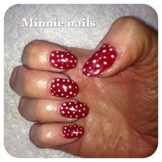 My holiday nails WDW 2013