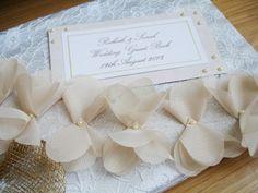 DIY Altered Wedding Guest Book | DIY WEDDING | Pinterest | Wedding ...