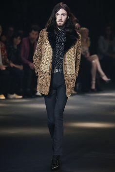 Saint Laurent Pre-Fall 2016 Fashion Show