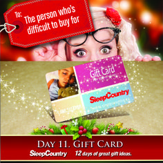 Day 11 - Gift Card