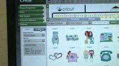 Want to learn how to use Cricut Craft Room. This is older version but still very useful.