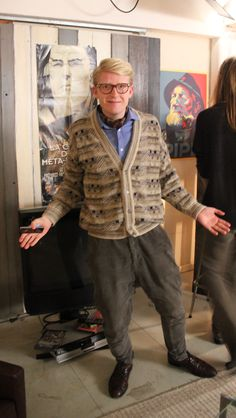 Øland - afsnit 4 #sjithappens Cardigan: Prag Bukser: H&M Sko: Prag