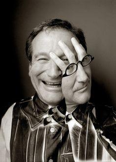 Robin Williams by Dawn Sutti #robinwilliams
