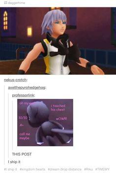 Ladies and Gentlemen: The Kingdom Hearts Fandom
