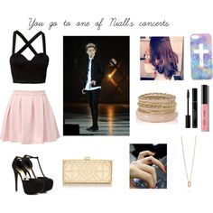 You go to one of Niall's concerts for Mikaela~ hope u like it ~Tiffany Styles :) xx