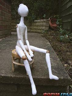 Как сшить... куклу Барби? - Страница 2 - Подарки, сувениры, игрушки из тканей научимся делать красиво сами - Форум-Град
