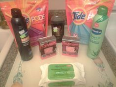 Rite Aid Haul 1-17-15. Only paid $5 and got back $8 +UP Rewards!!!