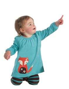 frugi fox tights and top - Google Search