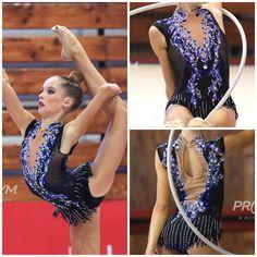 Rhythmic gymnastics leotard (photos by ViktorPhoto)