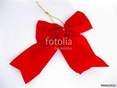 Lazo rojo de Navidad.  #fotografia #photography #photo #foto #microstock #buy #sold #photographer #fotografo