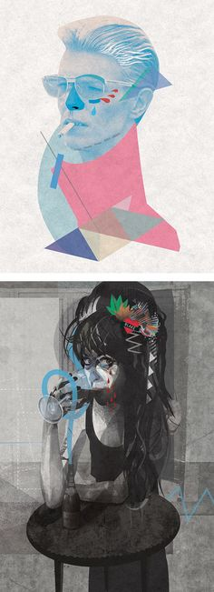 Illustrations by Żaneta Antosik