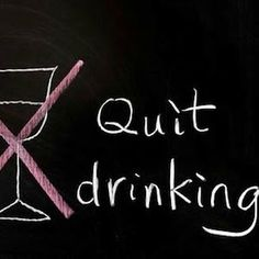 Stop Drinking: Here's How it Will Help Your Body | Women's Health Magazine motivation for my whole30!