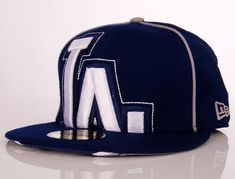 Los Angeles Dodgers Big In 59Fifty Fitted Baseball Cap by NEW ERA x NBA