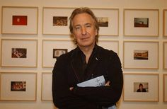 Alan at the Photographic Exhibition held at Tate Modern, London UK 3 June 2003