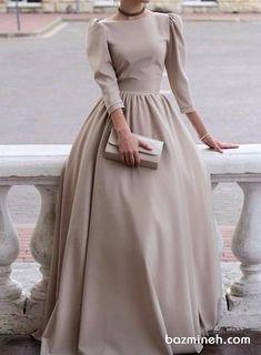 Muslim Fashion 608126755922862205 - Hijab Fashion 611645193128113965 – Voici la robe – Vêtements Hijab – – robe de mariée – Source by coiffureVin Source by Trendy Dresses, Modest Dresses, Simple Dresses, Elegant Dresses, Beautiful Dresses, Nice Dresses, Formal Dresses, Dresses For Hijab, Modest Clothing