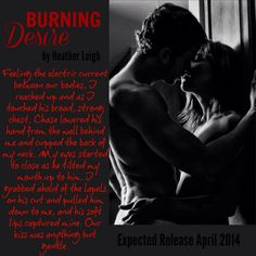 Burning Desire teaser from Mandy at Raw Books!