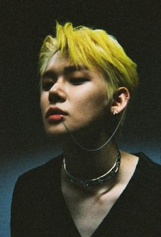 Choi Daniel, Rapper, The Dream, Pre Debut, Shared Folder, Yellow Hair, Neon Yellow, Kpop Groups, Boyfriend Material