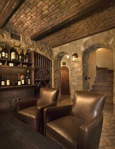 Winery Man Cave