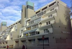 London Architecture - The Best of Brutalism on Spoonfed - Things to do in London - Brunswick Centre