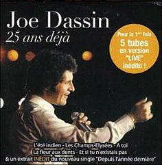 CD - Sony Music - 2005 - 25 ans déjà (5 titres)